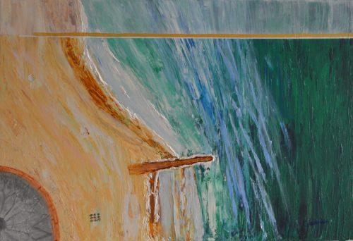 cuadro marinero acrilico 148