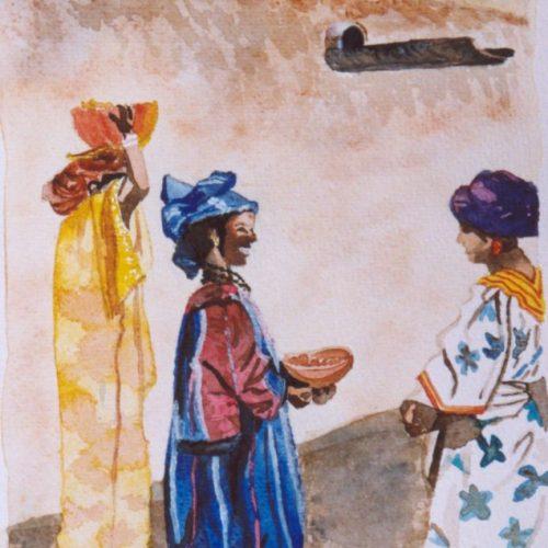 cuadros etnicos africa 94