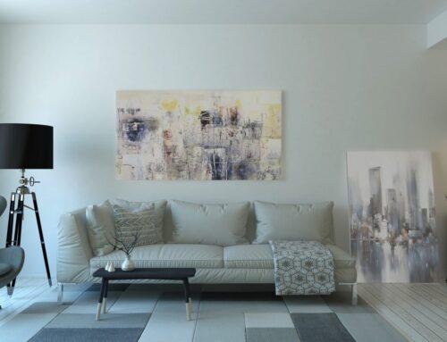 5 Tips para decorar tu hogar con cuadros