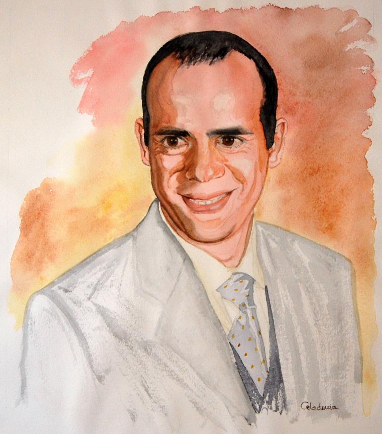 retratos pintados a mano 4
