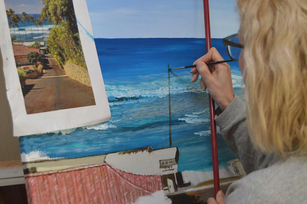 cuadros pintados a mano 2